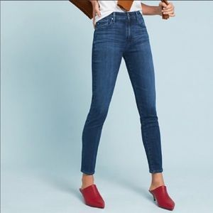 AG The High-Rise Stevie Ankle Skinny Jeans 27